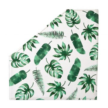 Magazine File – Tropical Leaves